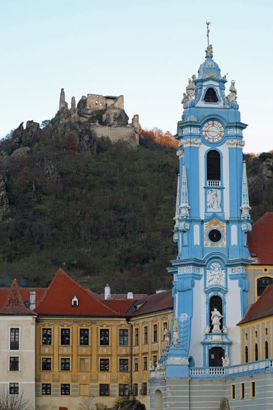 Sailing the Wachau Valley with Viking River Cruises in Austria