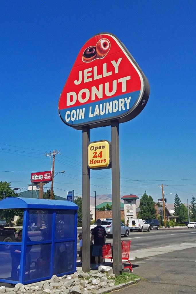 Jelly Donut Reno Nevada