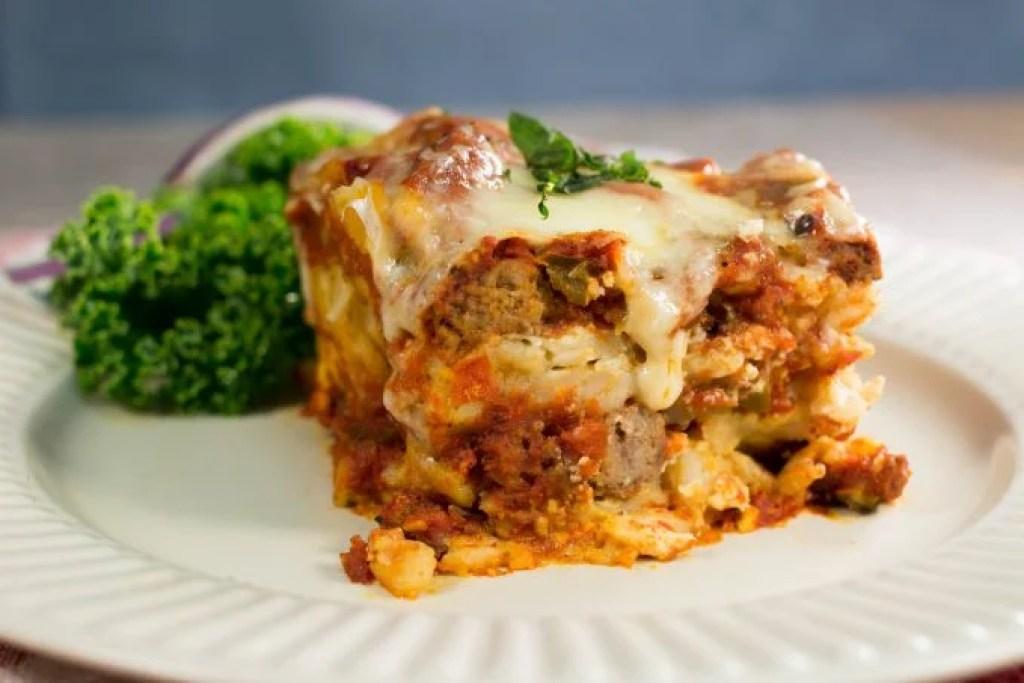 Crock Pot Slow Cooker Lasagna Recipe