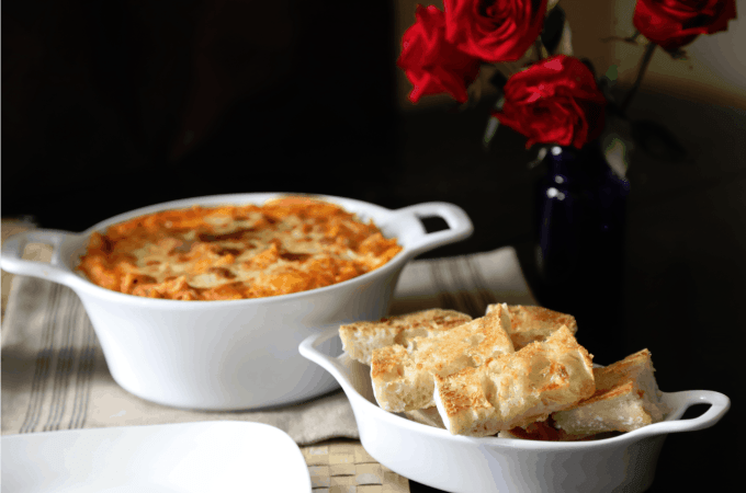 Cheesy Baked Ziti Recipe you need to try!