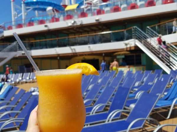 Carnival Cruise Lines Mango Magic Cocktail Recipe
