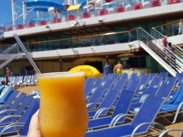 Carnival Cruise Lines Mango Magic Cocktail Recipe