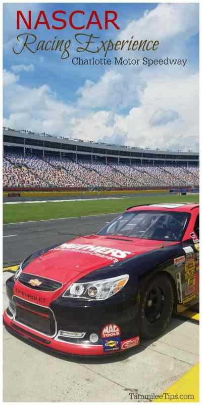 NASCAR Racing Experience Charlotte Motor Speedway