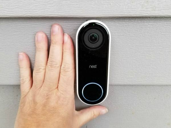 Joy and Peace of Mind with Nest Hello Video Doorbell from Best Buy!