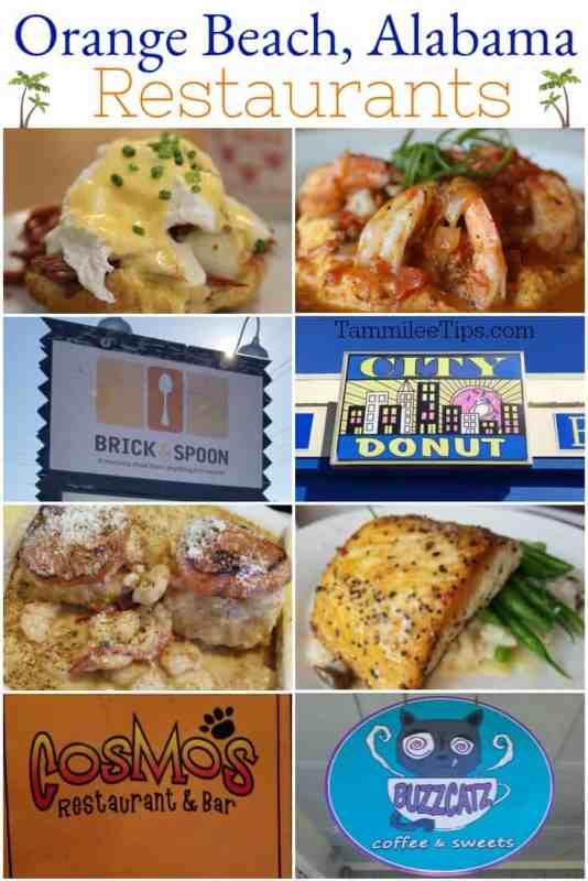 Orange Beach Restaurants