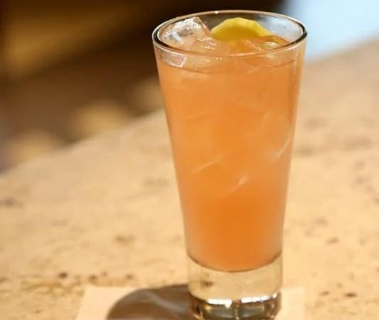 Carnival Cruise Alchemy Bar Cucumber Sunrise Recipe