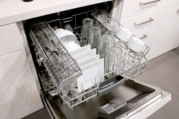 Check out the BOSCH 100 series line of dishwashers at Best Buy
