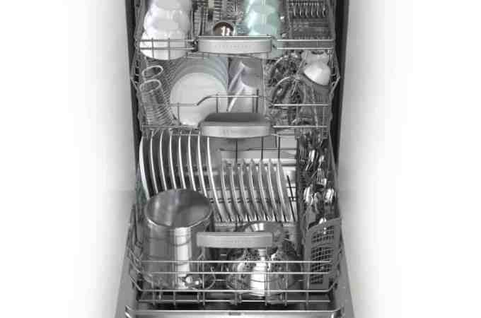 Check out the BOSCH Premium line of dishwashers at Best Buy!