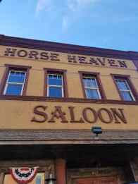 Horse Heaven Saloon Prosser washington
