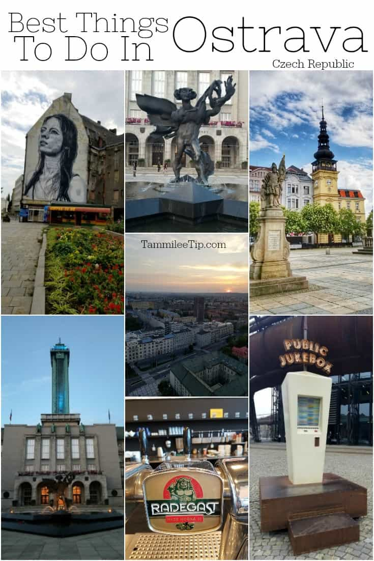 Things to do in Ostrava Czech Republic