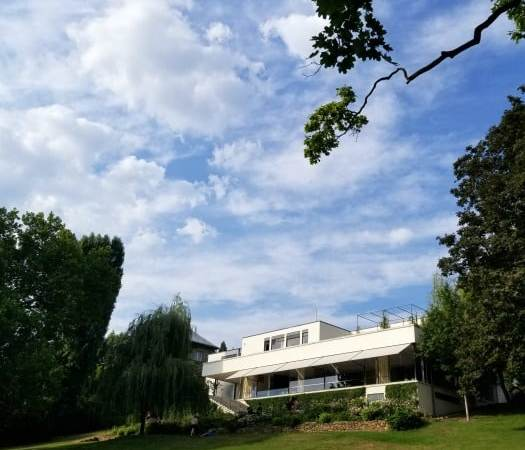 Villa Tugendhat, A UNESCO World Heritage Site in Brno, Czech Republic