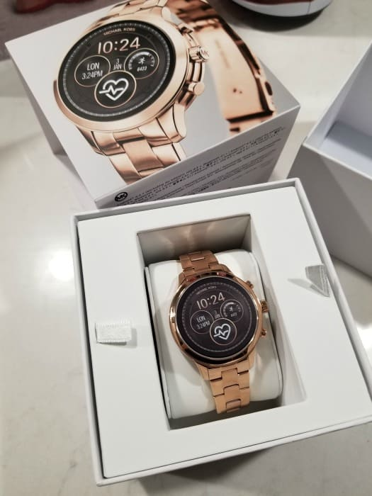 Michael Kors Smart Watch with Wear OS by Google from Best