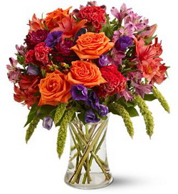 Autumn Gemstones from Tammys Floral