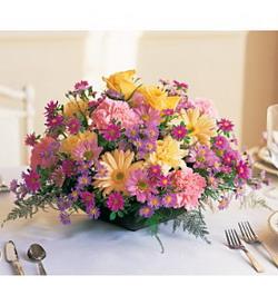 Garden Centerpiece from Tammys Floral