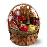 Health Nut Basket from Tammys Floral