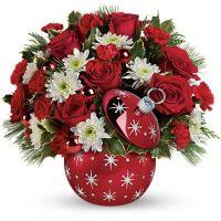 Radko Starry Ornament Bouquet - T14X400C