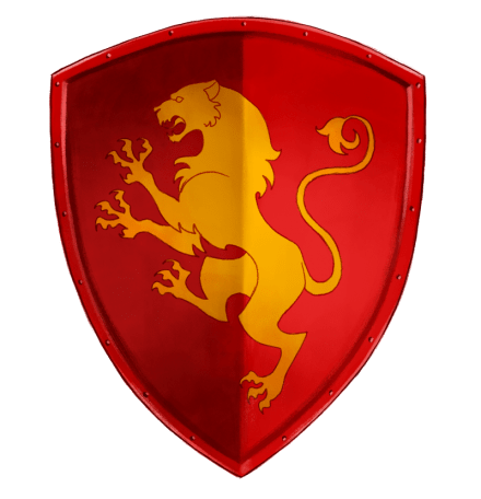 Lioness Rampart Shield