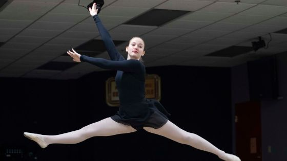 Catherine Zorn practices ballet at her dance studio in Tampa. Dance was a lifeline to the 17-year-old Wesley Chapel teen, one that was ripped away when the pandemic started in March 2020 and the studio shut down. By the summer, Catherine felt anxiety and depression take over. She started hurting herself. and had suicidal thoughts. Many other teens endured similar experiences during the pandemic.