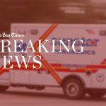 One dead after motorcycle hits curb east of Port Tampa Bay, police say 💥😭😭💥