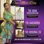 Award Winning, Singer, Songwriter, Actress And Now Author Stephanie D. Sanders releases her 1st book entitled 'One More Day'