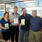Goodwill Manasota certified as a 'Healthy Business Leader'
