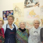 Artists discover a colorful, creative life at local retirement community