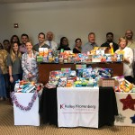 Kelley Kronenberg Continues Firm-wide Philanthropic Initiative with Military Care Package Drive