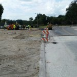 Halfacre Construction Company paves way for road improvements in Wauchula