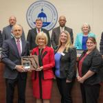 Hillsborough County Awarded Guardian ad Litem Program County of the Year
