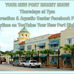 The City of New Port Richey announces weekly online show: The Your New Port Richey Show