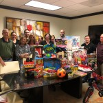 Kelley Kronenberg Spreads Holiday Cheer with Salvation Army Angel Tree Donation Drive