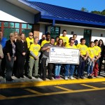 Pasco Tax Collector's Office Raises Over $8700 for Special Olympics of Pasco