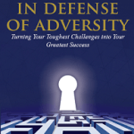Dealing with adversity is a skill oft needed, yet never taught, why?