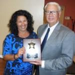 Watson Clinic Announces April PEER Award Winner