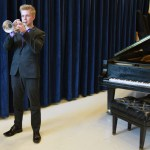 Jazz Trumpeter Found the Perfect Place to Polish His Talents