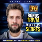 HypSports Announces Nikita Kucherov as Official Athlete Partner