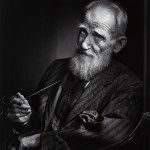 Polk Museum of Art Gifted Photography of George Bernard Shaw