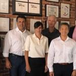 Tampa Bay Technology CEOs Gather at Haneke Design for Quarterly Meeting