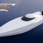 Powerboat P1 to launch canopied boat with new 300R engine