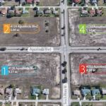 Avison Young tapped to sell a 21.14-acre development site featuring four vacant land parcels in Cape Coral, Florida