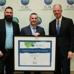 FGBC Presents 'Florida Green' Certification to Babcock Ranch