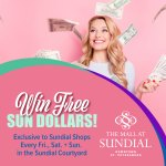 The Forecast Calls for SNOW and FLURRIES of Sun Dollars