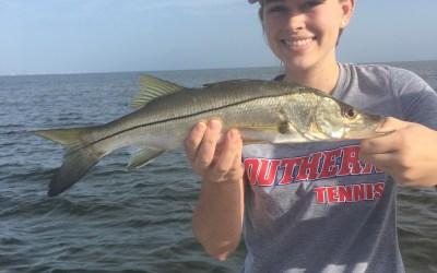 Tampa Fishing Charters®, Inc. Tampa Bay Snook Fishing