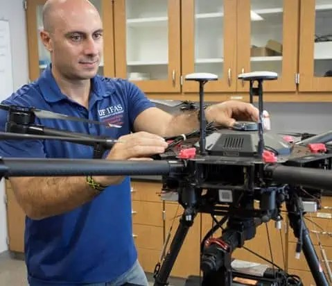 University of Florida Technology Agriculture Drone