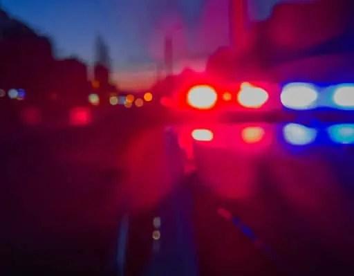 police arrested