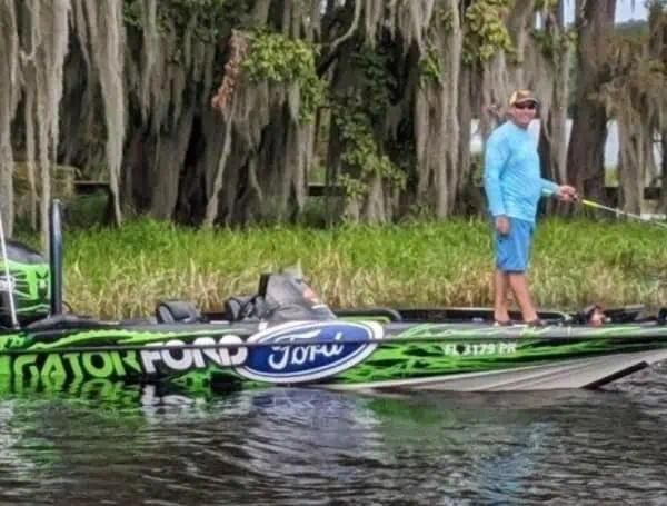 Ian strydom gator ford fishing