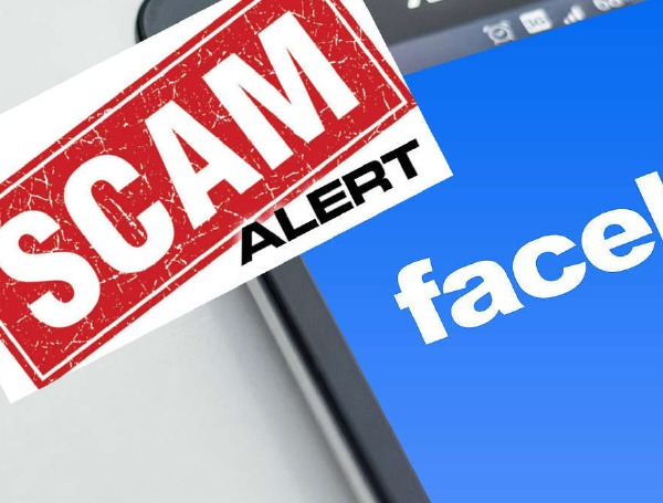 scam on facebook