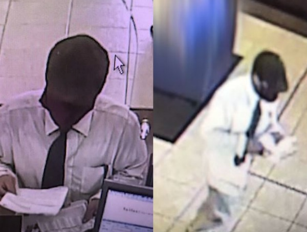 pasco county bank robbery