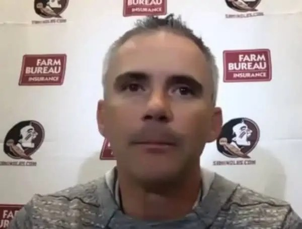 Florida State Football Mike Coach