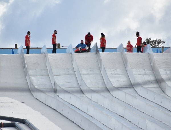 Florida Snow Tubing